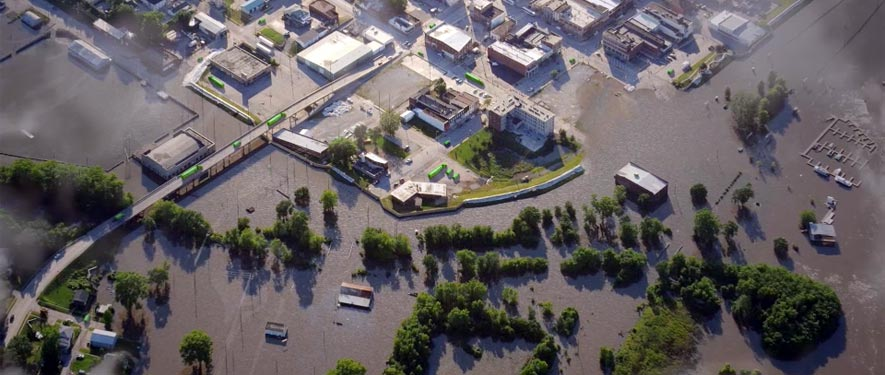 Columbus, IN commercial storm cleanup