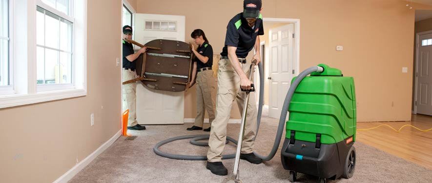 Columbus, IN residential restoration cleaning